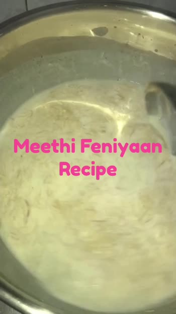 Meethi Feniyaan Recipe #GoodTimes #Desserts #Sweets #FamilyTime @IndianRoposoOfficial