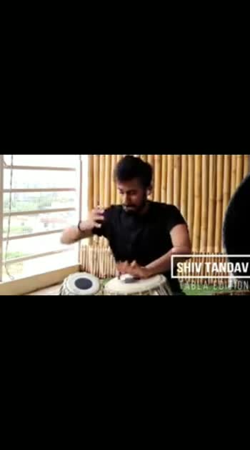Shiv Tandava Strotram ..tabla