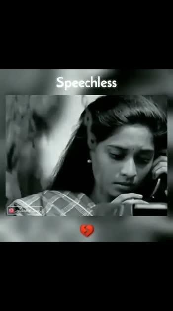 #speechless....