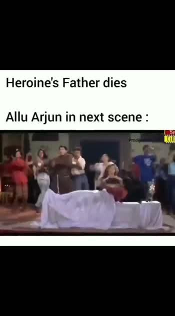 #malluarjun #heroinefather #savageclips #hahahahahahahaha  #alluarjundance