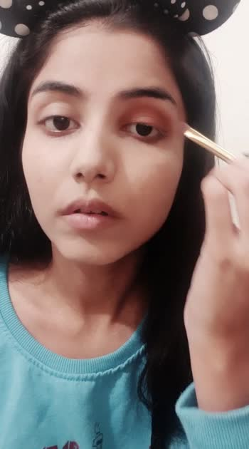 Nude eyemakeup Tutorial. #makeupartist #makeuptutorial #makeuplook
