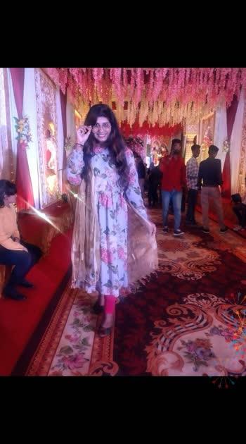 YouTube : Chhoti Si Aasha Anvisha  Ig : anvishavarma  . . .  #myntra  #contestindia  #contestalert  #contest   #plixxoinfluencer #newyou #mystyles #lifestyleblogger #plixxoinsider #rose #plixxoinfluencer  #mystylemantra  #youtubers   #mystylelife  #weddinglookbook #weddinglook #mystyle #ootdindia  #influencerstyle  #indianfashion  #weddinglook  #monday  #lifestyle