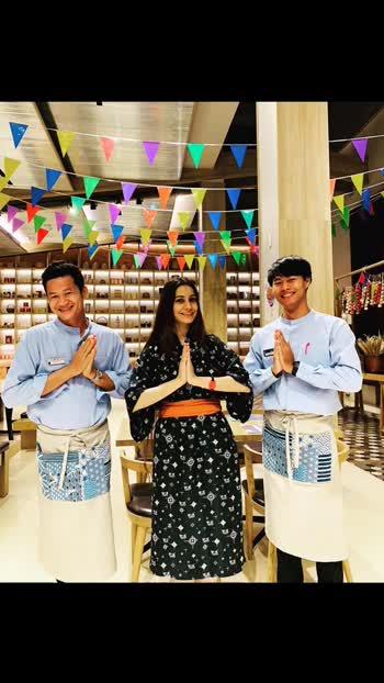 It's more than just a dress💪🏻🤛🏻 . . #kimono #kimonocardigan #kimonodress #kimonostyle #spirit #judo #karate #taekwondo #thailand #yonemori #onsen #onsenspa #pattaya #cafe #chefs #cheflife #sweetthaipeople #namaste #travelbug #travelpost #travelgram #traveldiaries #thailanddiaries #thaitradition #thailand🇹🇭 #thailandtravel #tour #spa #onsenspa #yonmori #blessed