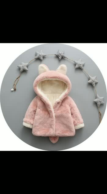 Style - **BEAR EARS CUTE HOODIE*  Fabric-** cotton fur *  Size - ** 0-4 years **  Order now 8707825310