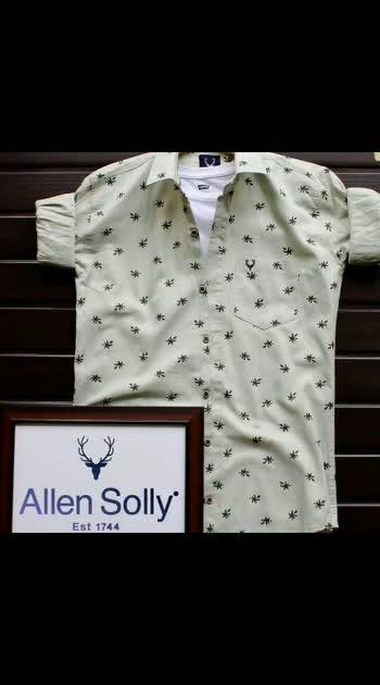 #Allensolly #printedshirts #mens #menswear #hrithikroshan