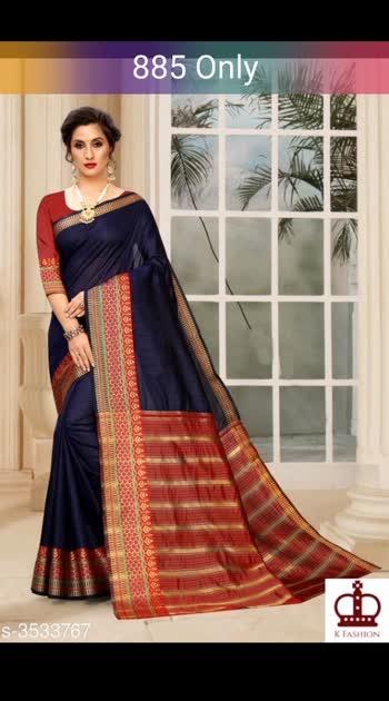 Elite Trendy Banarasi Silk Women's Sarees Saree Fabric: Banarasi Silk Blouse: Running Blouse Blouse Fabric: Banarasi Silk Border: Woven Design Multipack: Single #banarasisilk #banarasisilksaree #shopwithus #buyitnow #thebazaar #cashondelivery #followme #followmeonroposo