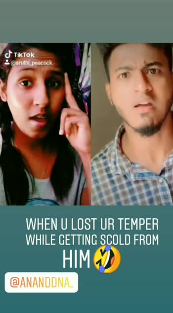When u lost ur temper while getting scold from him🤣#duet with @ananddna #sandakari #foryou #concept #callfortamil #tamilmuser #tamiltuesday