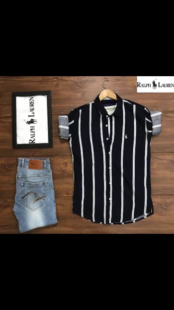 Fest *_Ralph Lauren ®️_ SHIRTS*  💫 *HighQUALITY LiningShirts*💫  —- *Full Sleeves* —-  💫 *Size M L XL XXL* 💫 *@450/- only* 💫 *Shipping extra *   *Very fine quality 100% Cotton*   *full stock available*    15 sets available(136pcs)    💫💫💫💫💫💫💫💫