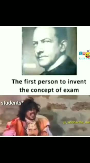 invented exams