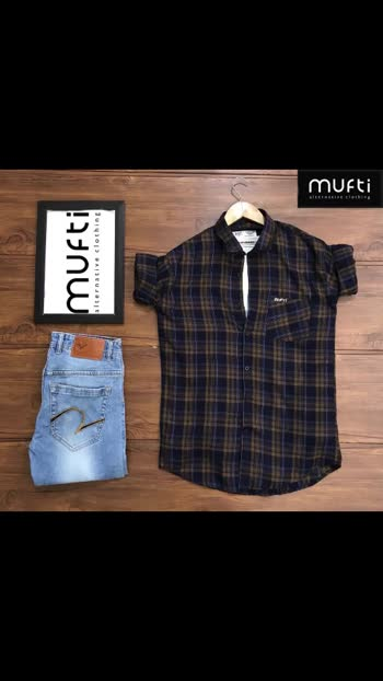 Fest *_MUFTI ®️_ SHIRTS*  💫 *HighQUALITY Check Shirts*💫  —- *Full Sleeves* —-  💫 *Size M L XL * 💫 *@500/- only* 💫 *Shipping extra*   *Very fine quality 100% Cotton*   *full stock available*    15 sets available(136pcs)    💫💫💫💫💫💫💫💫