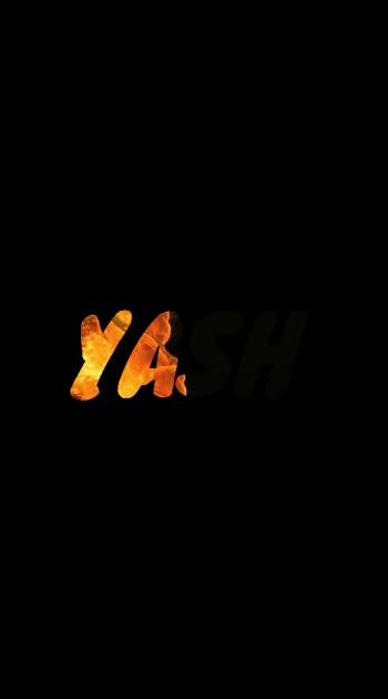 Yash #name #tranding #1millions #new-whatsapp-status