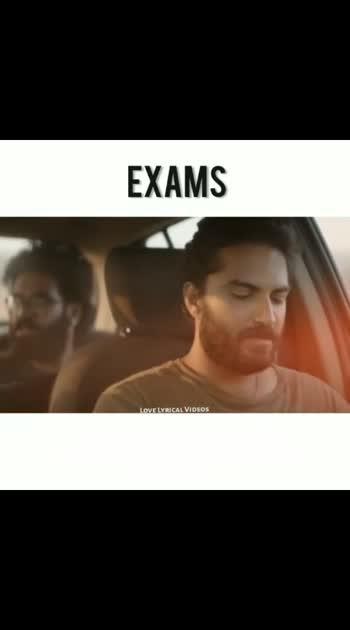 #examfear