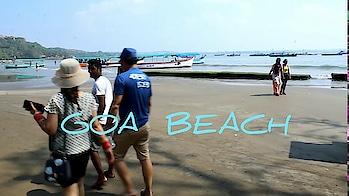 #GOA #BEACH #CALANGUTE #BEACH