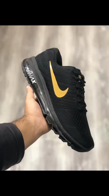 *Nike Airmax 2017 new clrs*  ◾7a quality ◾41-45 sizes ◾2050/- Free shipping  to buy send watsaap on 9999142594  #roposo #shoes #shoesforboys #shoesformale #trendingshoes
