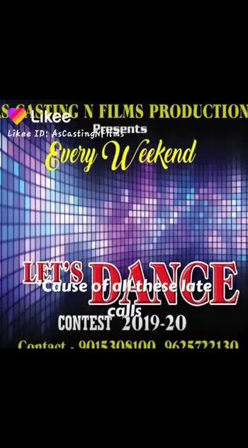 #As Casting N Films #lets Dance #season1