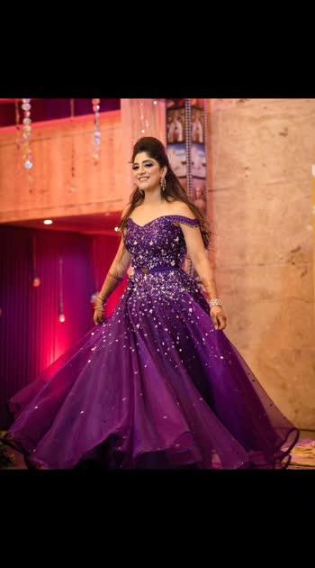 #Happyclient @shinkyoberoi in #SprinklebyNityaBajaj Grab our Purple gown at #NityaBajaj  #occasionwear #NityaBajaj  #autumnwinterfestive2019  Get your evening wear customised with #labelnityabajaj  For enquiries call us at +91 9990185858 #purple #indiandesigners #aubergine #sparkle #eveninggown #gown #india #indonesia #jakarta #instagood #instalike #instafashion #instacolor #designer #indiandesigner #occasionwear