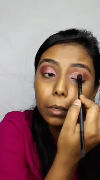 simple glam makeup tutorial #makeup #simplemakeup #beautyblogger #mrsouch
