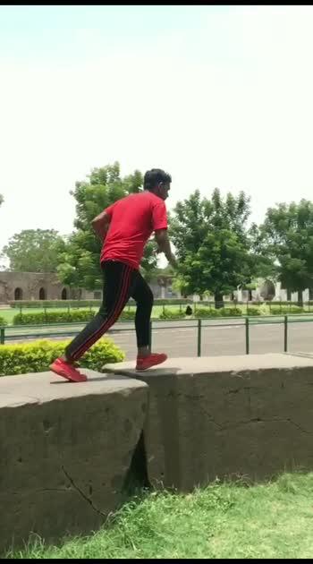 🔥parkour flips 💯#flippings #backflip360 #backflip #sideflip #gymnastic #360 #roposostar #roposo #ropo #roposo