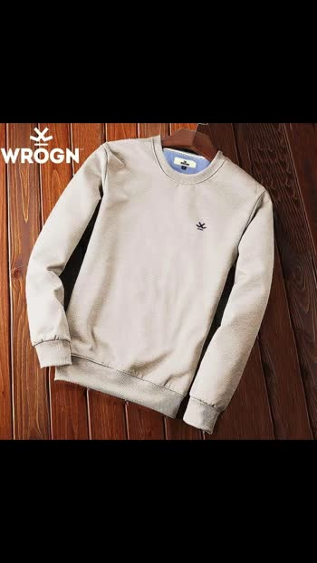Fest *NEWCOLLECTION IN STORE* 👌👌👌👌👌  Brand - *WROGN*  Style - *MEN'S WINTER WEAR FULL SLEEVE*  Fabric -  *LYCRA DURBY*  COLOUR -  *8*  💜  *SIZE:-  M   L  XL  XXL*  *PRICE :- 500/-+ SHIPPING*  *SUPER PREMIUM QUALITY*  👉👉Ready for delivery 🚚