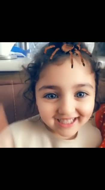 #anahitahashemzadeh #anahita #cute-baby-girl  #mostbeautiful #cute #loveness #cutevideo #roposostar #famous
