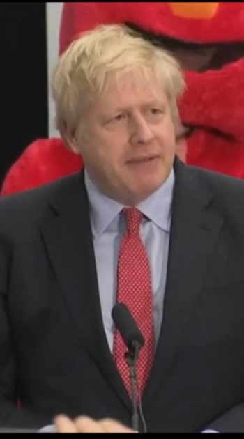 UK general election Boris Johnson conservative party wins overall majority