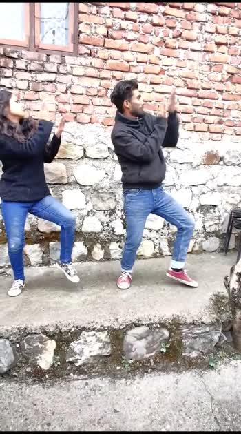 Uttrakhand ghumai de #uttrakhand #gadwali #danceindia