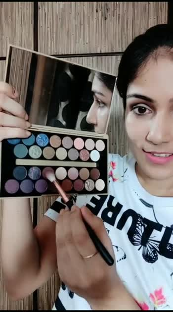 creating a glam eye look #tutorialvideo #makeupartist