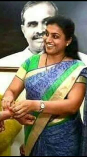 MLA roja responded to ayesha mother's comments