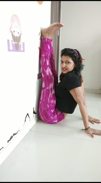 hastpadasana#yoga #yogainspiration #vaibhavlaxmijhala