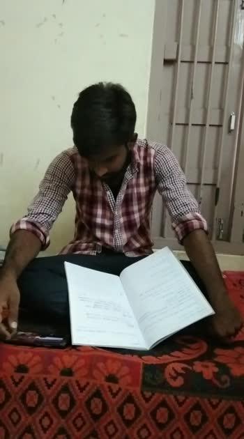 seriously preparing for exam
