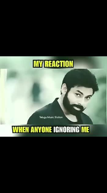 my reaction when anyone ignoring me #attitude #attitudestatus #attitudeboys #attitude_video #attitudestatusforwhatsapp #attitued