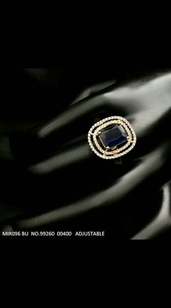 American diamond Finger rings For orders,WhatsApp on 7773000215 #jewelry #earrings #shopoholic #jewellery #musthaves #mustbuy #trending