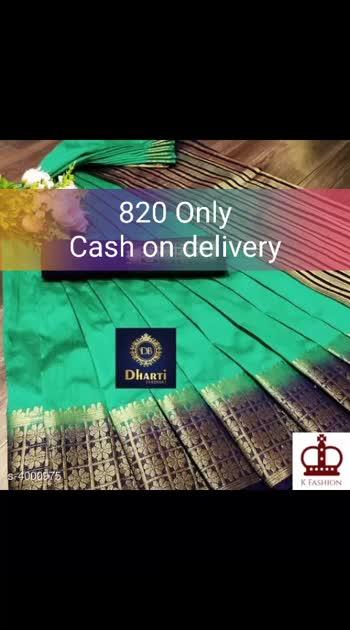 Trendy Women's Silk Saree Saree Fabric: Silk Blouse: Separate Blouse Piece Blouse Fabric: Silk Pattern: Zari Woven Multipack: Single