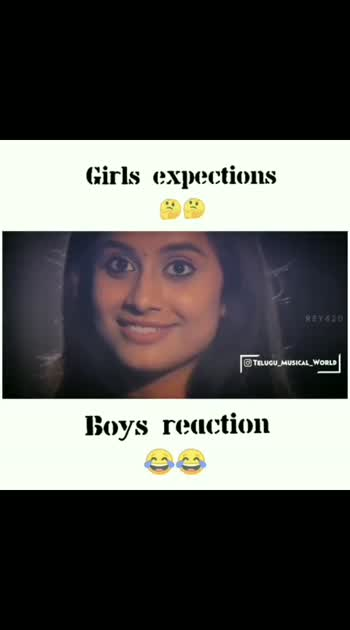 Expectations..
