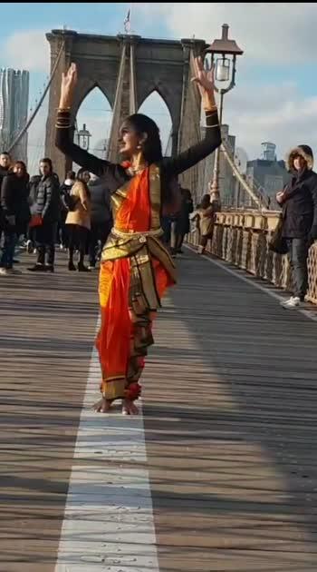 #uddgaye #bharatanatyam #fusion #semiclassical #dancevideo #youtuber #like #share #followme