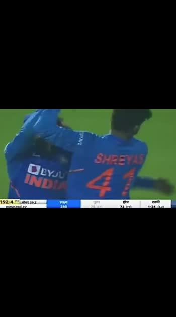 Shami two balls two wickets