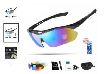 5 Lens Polarized Outdoor Sunglasses https://gearzii1.wordpress.com/2019/12/20/5-lens-polarized-outdoor-sunglasses/