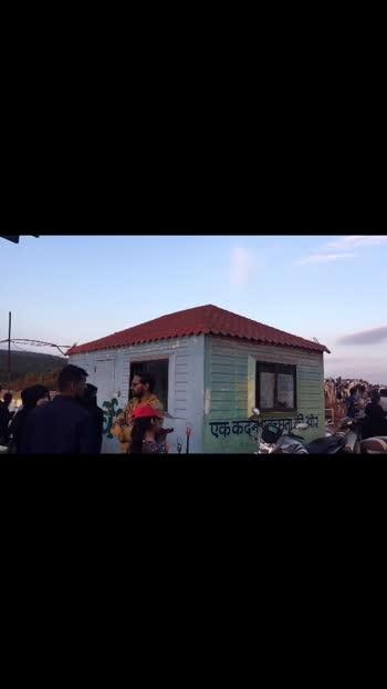 Winter Evening At Venna Lake Mahabaleshwar  #traveladdict #wintertravel #mahabaleshwar #punetravelblogger #travelblog #indiantravelblogger #roposotraveldiaries #roposobeatschannel #roposotraveldiaries #roposo-style #travelmore #travelindia #indianhillstation