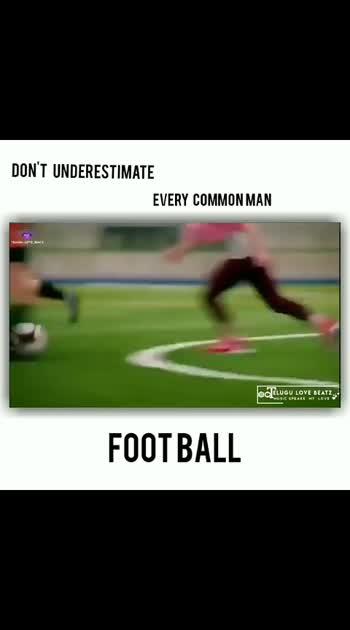 #commonman#football