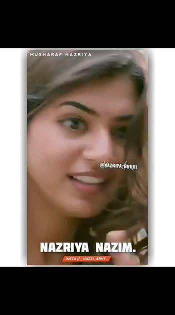 #nazriyanazim