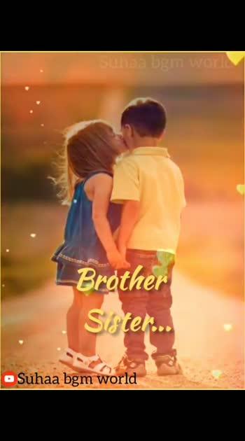 brother & sista love