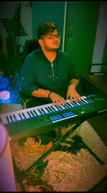 Singing#singing #kihondapyaar#roposo