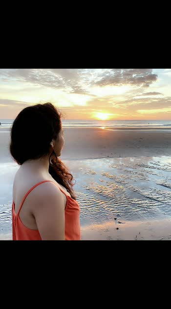 #sunset #sunset_pics #shine #beachbum