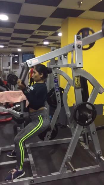 #backworkout #roposostar #fitnessmodel #gymlife