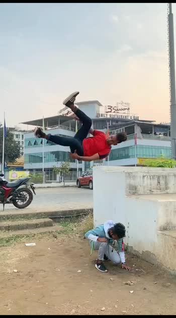 🔥💪gymnastics flips in India 🔥🥰#roposostar #roposostars #flippings #flippings #flips #sideflip #backflip360 #backflip #amazing #awesome #awesomevideo #amazon