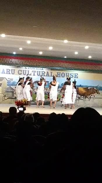 Tharu Cultural House Nepal Sauraha   #nepalisong #tharu #corporatetrainingbangkok