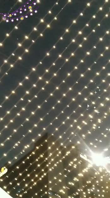 #nytvibes #hyderabadi #lights #inorbitmall