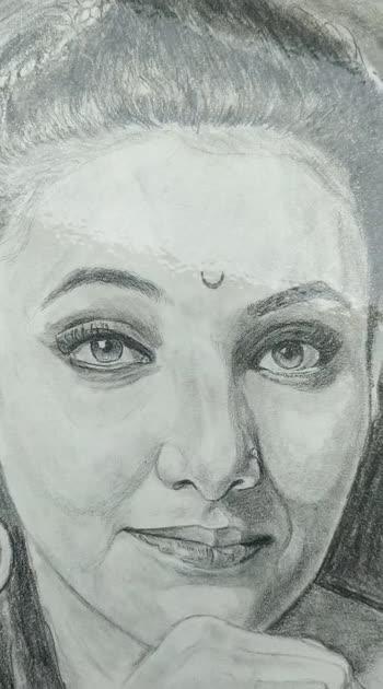 हिरा from बाजी सिरियल #artpravin #marathi #mumbai #artist