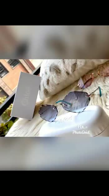 *CHLOE PRETTIEST  LADIES SHADES* HIGH QUALITY  UV PROTECTED WITH BRAND BOX FR JUST N JUST *1100*/- ONLY SHIP INCL✌🏼