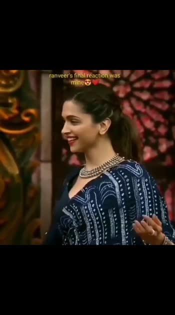 Deepika Padukone dancing